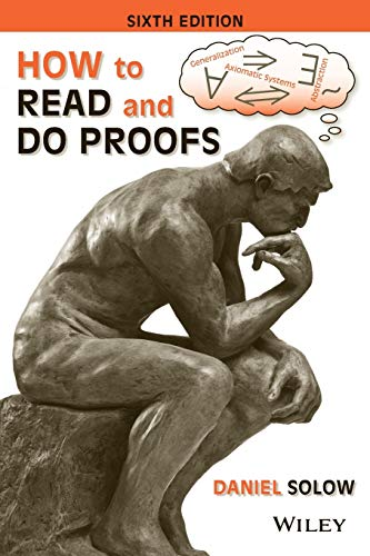 9781118164020: How to Read and Do Proofs: An Introduction to Mathematical Thought Processes