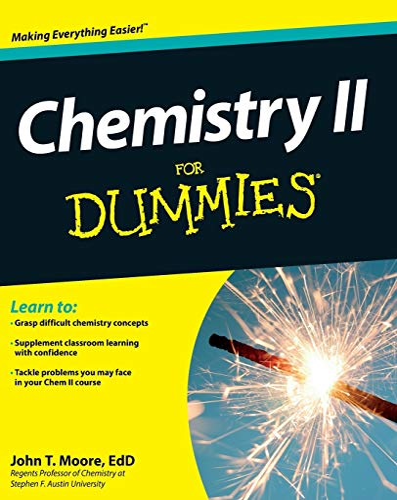 9781118164907: Chemistry II For Dummies