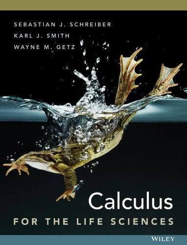 9781118169827: Calculus for The Life Sciences