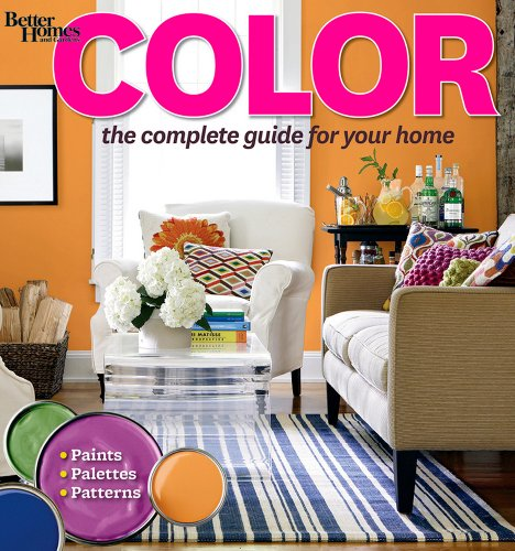 Color: The Complete Guide for Your Home