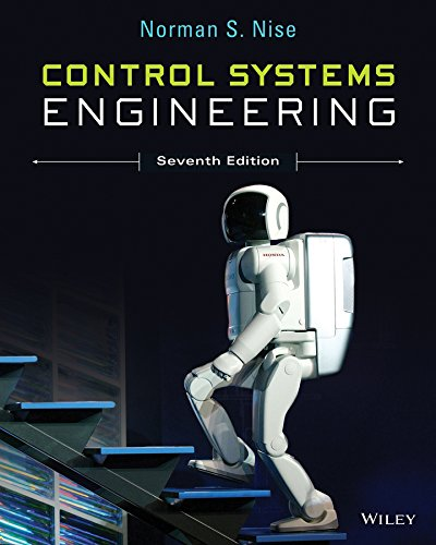 9781118170519: Control Systems Engineering