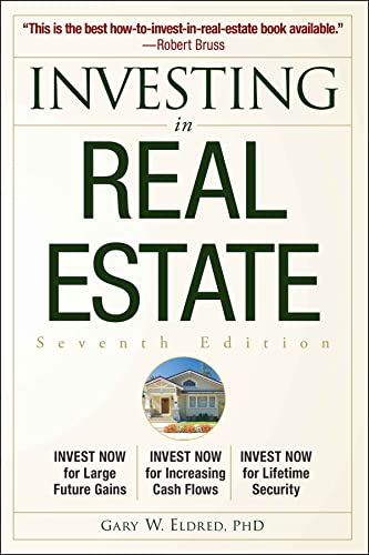 Investing in Real Estate: Eldred, Gary W.