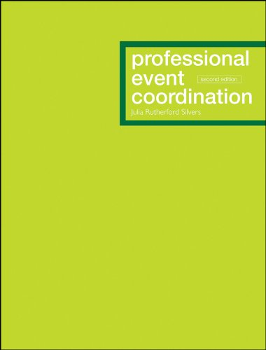 9781118173367: Professional Event Coordination (The Wiley Event Management Series)