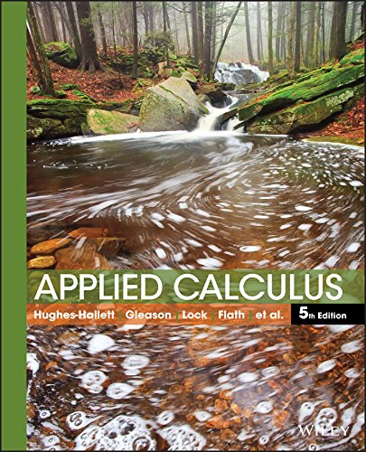 9781118174920: Applied Calculus