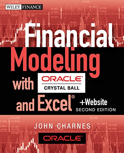 9781118175446: Financial Modeling with Crystal Ball and Excel, + Website