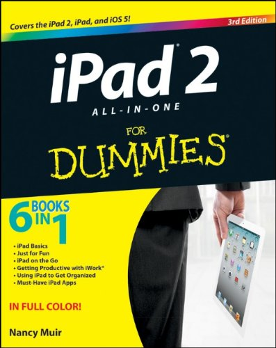 9781118176771: iPad 2 All-in-one For Dummies