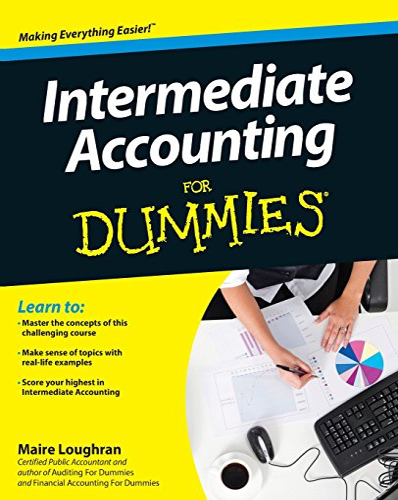 9781118176825: Intermediate Accounting For Dummies