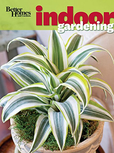 9781118182383: Better Homes and Gardens Indoor Gardening (Better Homes and Gardens Gardening)
