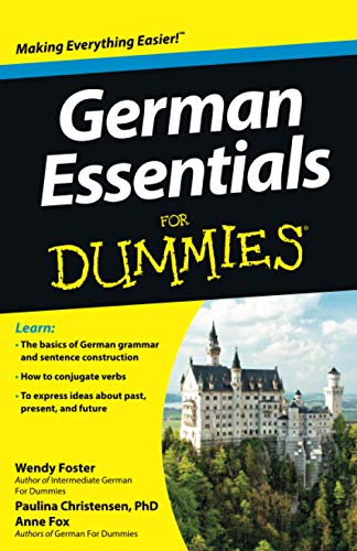 9781118184226: German Essentials For Dummies