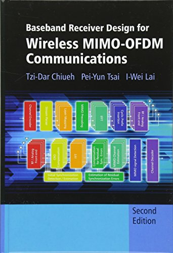 9781118188187: Baseband Receiver Design for Wireless MIMO-OFDM Communications (Wiley - IEEE)