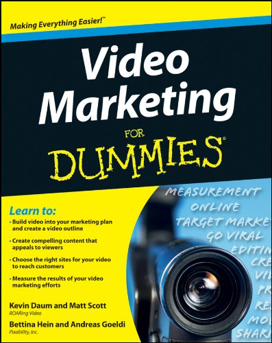 9781118188767: Video Marketing for Dummies