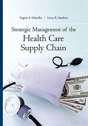 9781118193426: Strategic Management of the Health Care Supply Chain