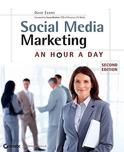 9781118194492: Social Media Marketing: An Hour a Day