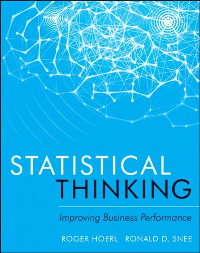 9781118207246: Statistical Thinking: Improving Business Performance