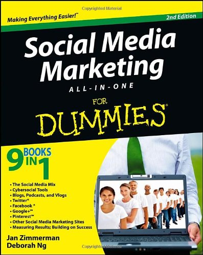 9781118215524: Social Media Marketing All-in-One For Dummies