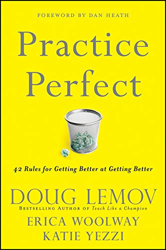 9781118216583: Practice Perfect: 42 Rules for Getting Better at Getting Better