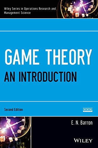 9781118216934: Game Theory: An Introduction (Wiley Series in Operations Research and Management Science)