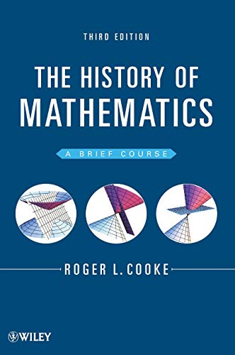 9781118217566: The History of Mathematics: A Brief Course