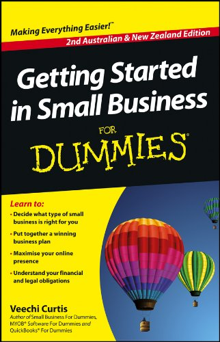 9781118222843: Getting Started in Small Business For Dummies