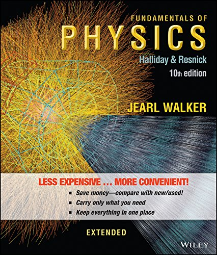 9781118230619: Fundamentals of Physics Extended, Binder Ready Version