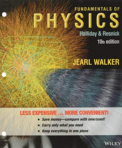 9781118230640: Fundamentals of Physics, Binder Ready Version