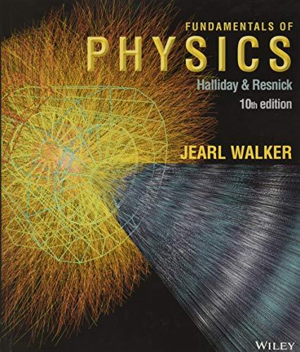 Fundamentals of Physics 10E (Hardcover): David Halliday