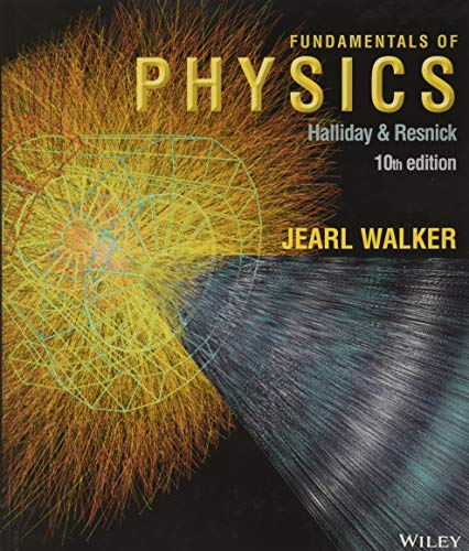 Fundamentals of Physics (Tenth Edition)