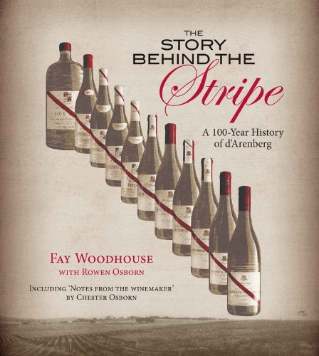 """The Story Behind the Stripe a 100-year History of d""""Arenberg: Fay Woodhouse with Rowen Osborn"""