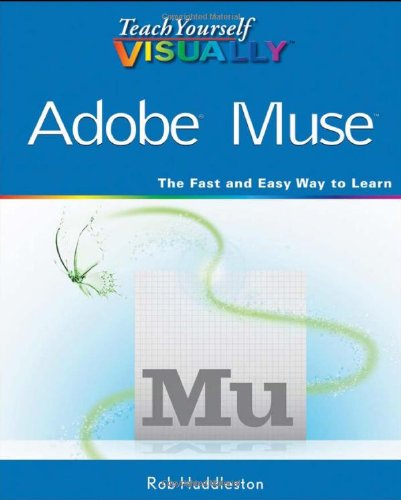 9781118240519: Teach Yourself VISUALLY Adobe Muse