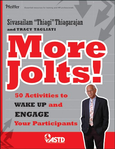 9781118241851: More Jolts! Activities to Wake up and Engage Your Participants