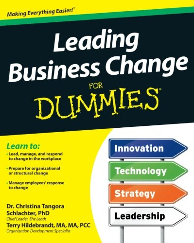 9781118243480: Leading Business Change For Dummies