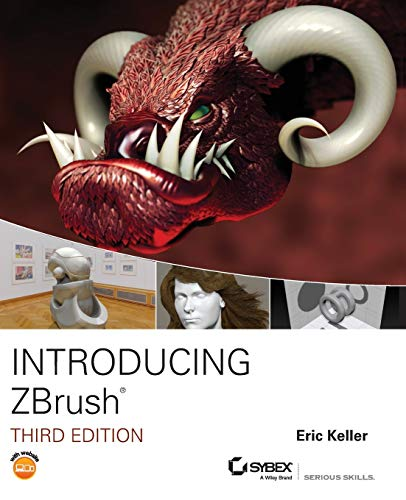 9781118244821: Introducing ZBrush (Serious Skills)
