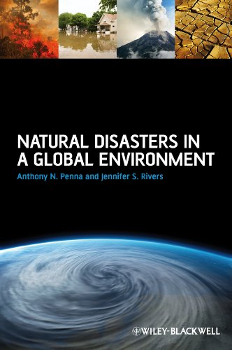 9781118252338: Natural Disasters in a Global Environment