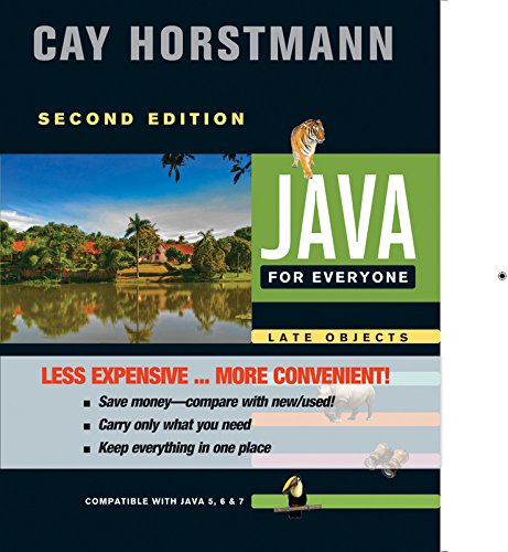 9781118252536: Java For Everyone 2e Binder Ready Version + WileyPLUS Registration Card
