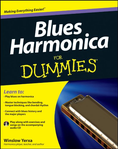 Blues Harmonica for Dummies: Winslow Yerxa