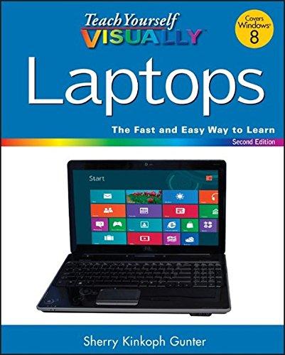 9781118252918: Teach Yourself VISUALLY Laptops