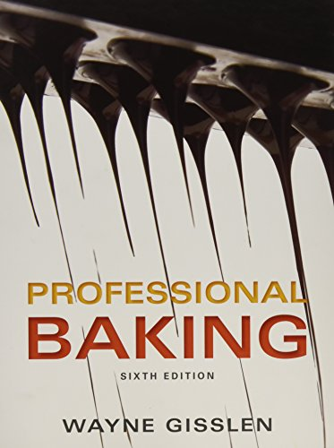 9781118254363: Professional Baking 6e with Professional Baking Method Card Package Set