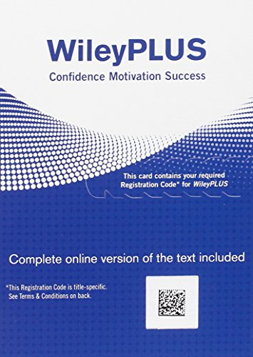 9781118254448: Wileyplus V5 Card for Physics [Lingua inglese]