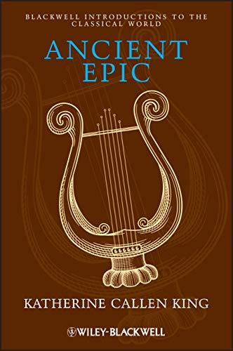 9781118255346: Ancient Epic