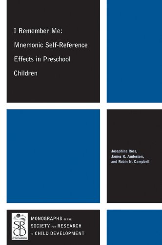 I Remember Me: Mnemonic Self-Reference Effects in Preschool Children (Monographs of the Society for...