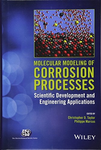 9781118266151: Molecular Modeling of Corrosion Processes: Scientific Development and Engineering Applications (The ECS Series of Texts and Monographs)