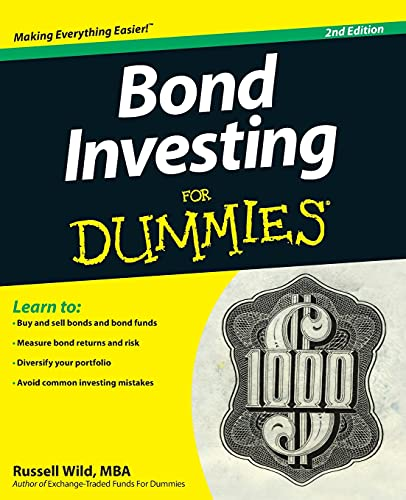 9781118274439: Bond Investing For Dummies