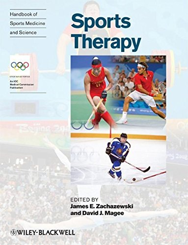 9781118275771: Sports Therapy: Organization and Operations (Handbook of Sports Medicine and Science)