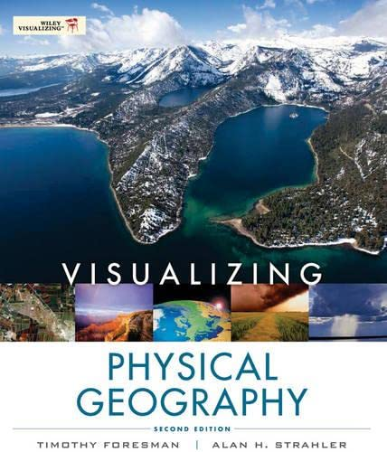 9781118285312: Visualizing Physical Geography 2e + WileyPLUS Registration Card