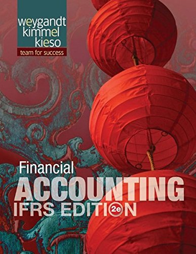 Financial Accounting: Ifrs, Second Edition: Kieso, Donald E.
