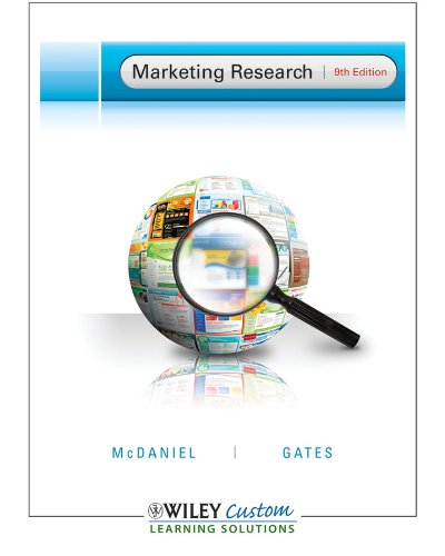 9781118285978: Marketing Research