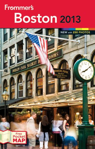 9781118287576: Frommer's Boston (Frommer's Color Complete)