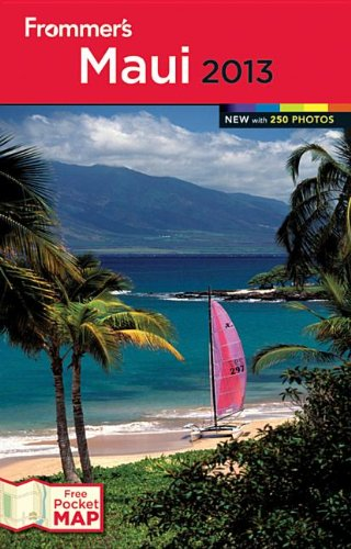 9781118287590: Frommer's Maui 2013 (Frommer's Color Complete)