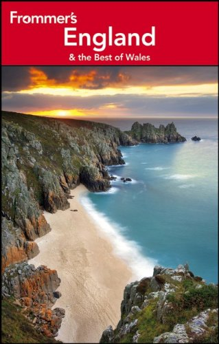 9781118287675: Frommer's England and the Best of Wales (Frommer's Complete Guides)