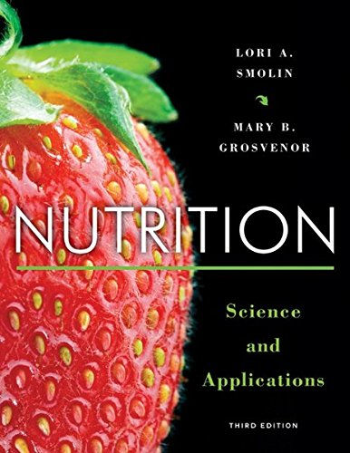 9781118288269: Nutrition: Science and Applications
